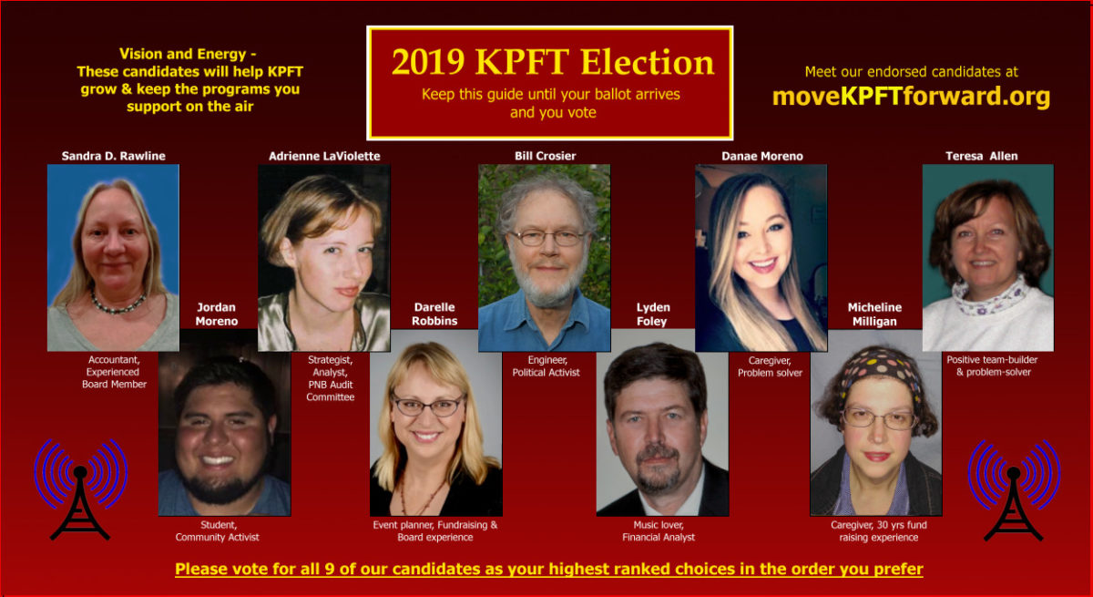 Move KPFT Forward
